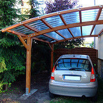 Canopy for the carport car a tree 2.0