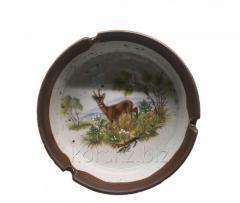 Ashtray ceramic Fritzmann
