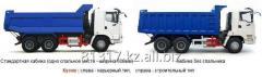 Dump truck 6x4 HANIA
