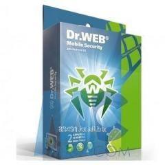 Antivirus of Dr. Web Mobile Security, 24 months, 2