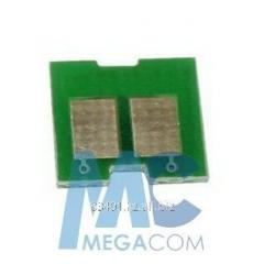 The chip to a cartridge of HP Color LJ