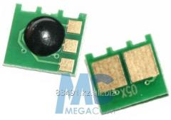 The chip to a cartridge of HP Pro MFP M127fn/fw
