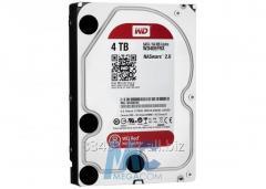 Жесткий диск для NAS систем HDD 4Tb  Western