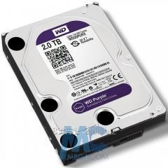 Жесткий диск для видеонаблюдения HDD 2 Tb Western