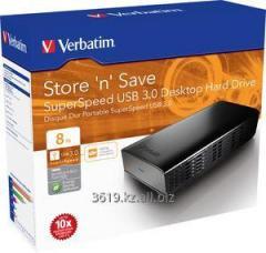 """Внешний жесткий диск 3.5"""" HDD 8.0TB USB3.0"""
