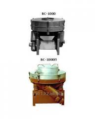 Вибросито ВС-1000, ВС-1000П с питателем
