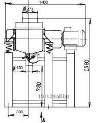 BCM 2x30, BCM 2x30 - 40 vibromixer