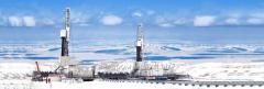 Арктическая буровая установка