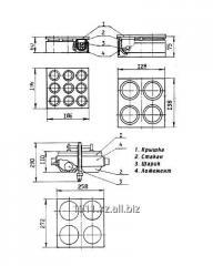 Стенд вибрационный универсальный СВУ-2