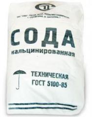 Сода кальцинированная марка БГОСТ 5100-85...