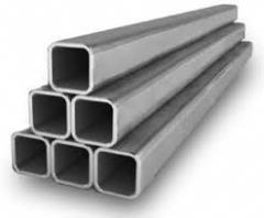 Pipe square corrosion-proof 30х30х1