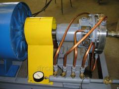 The heatgenerator vortex for petrochemistry, with