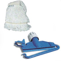 Rag and mop for wet cleaning from Wet MOP
