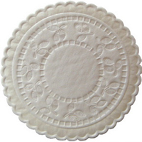 Cup Doilies coaster, art. 404476