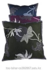 Decorative bilateral pillowcases