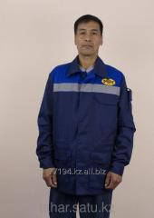 Jacket for ITR