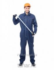 Overalls for the builder