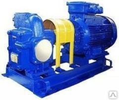The gear pump - NMSh 2-40-1,6/16 (The pump for oil