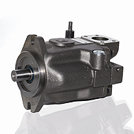 Axial and piston pump PVPC
