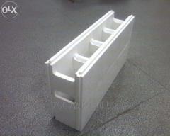 Строительные блоки - несъемная опалубка.