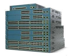 Cisco WS-C3560-48TS-S switchboard