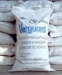 Fireproof mix Verguard