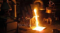 Пластина питателя, отливки из стали