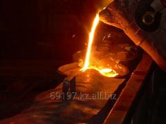 Плита бронефутеровочная лобовая 04.035М.01.00.08, отливки из стали
