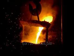 Плита марганцовистая А-09 305-1 300х300, отливки из стали