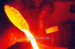 Сектор выходной решетки М610, отливки из стали