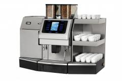 Automatic professional coffee machines