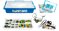 Basic LEGO Education WeDo 2.0 (MILO) se