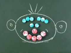 Кнопка магнитная редкоземельная КМР 1