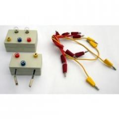 The device for demonstration of dependence of