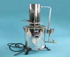 The device for water distillation