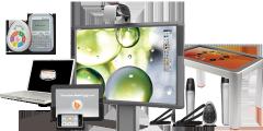 Interactive equipment ActivCare and standard
