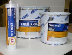 Roofing glue of Rufleks (K-36)