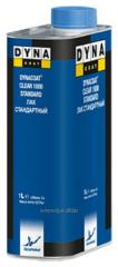 Varnish of DYNACOAT 2K Clear 1000 STANDART