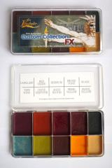 Spirit Rob Benevides CUSTOM COLLECTION FX palette