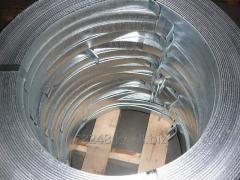 Полоса стальная оцинкованная 40х4мм