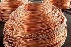 Bar of copper 6 mm
