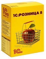 Программный продукт 1С: Розничная торговля 8