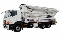 Zoomlion (CIFA) concrete pumps