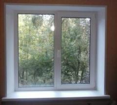 Inexpensive windows in Kazakhstan