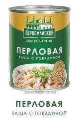 Porridge pearl-barley 340 gr.