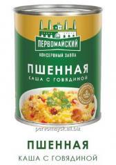 Millet cereal 340 gr.
