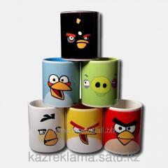 The press on mugs, plates, branding of mugs 11.6