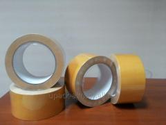 Adhesive tape, bilateral adhesive tape