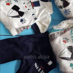 Suit of 3-9mesyaets