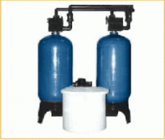Capacity chemical water purification filter m3